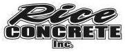 Rice Concrete Inc