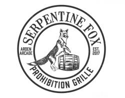 Serpentine Fox Prohibition Grille